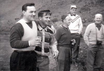 Jack Brink, Jóhann Eyjólfsson, óþ, Arnkell B. Guðmundsson, Gunnar Böðvarsson.