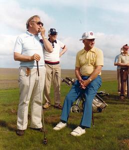 Sigurjón Hallbjörnsson, Hermann Magnússon, Jóhann Eyjólfsson, Ragnar Magnússon.