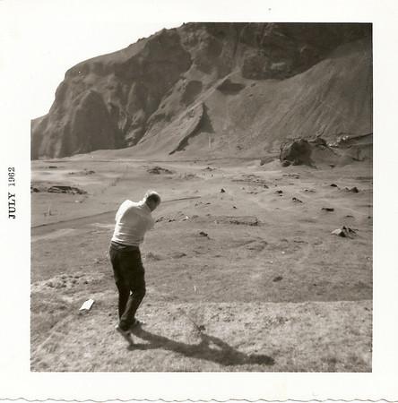Íslandsmót, Vestmannaeyjum 1962, Ólafur Ágúst Ólafsson.
