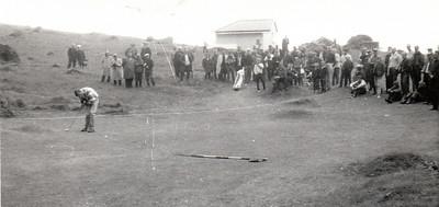 Íslandsmót í Vestmannaeyjum 1964
