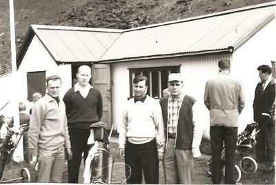 Íslandsmótið í Vestmannaeyjum 1962