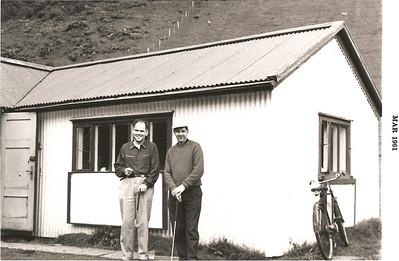 Bæjarkeppni Vestm. - Reykjavík 1960