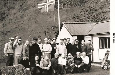 Bæjarkeppni Vestmannaeyjar - Reykjavík 1960