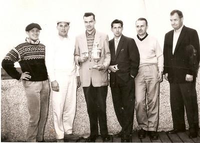 Nýliðabikarinn 1957.