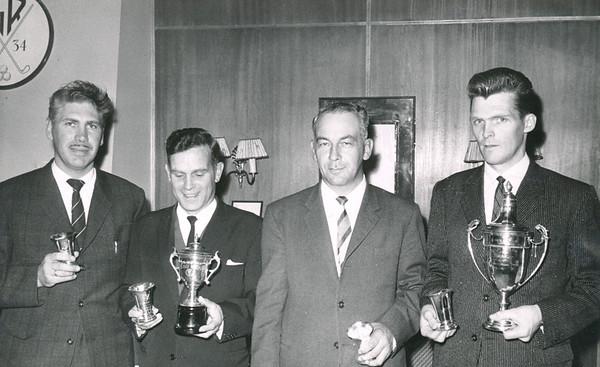 Meistaramót GR 1961.
