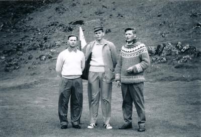 Íslandsmótið 1962, Vestmannaeyjum.