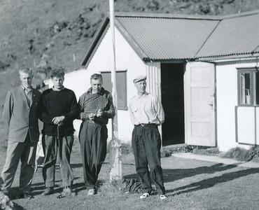 Íslandsmótið 1962, Vestmannaeyjum