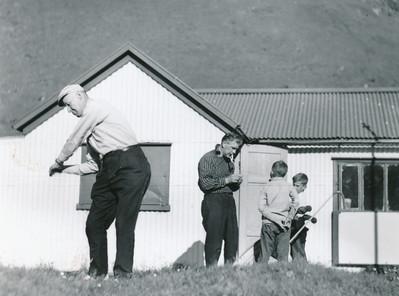 Vestmannaeyjar 1962, Íslandsmót.