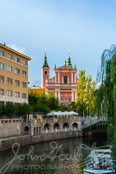 Ljubljana Slovenia Capital 2018