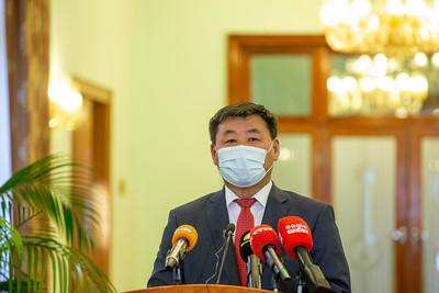 2020 оны арваннэгдүгээр сарын 11. УИХ-ын тамгын газраас Парламентийн 30 жилийн ойн арга хэмжээг цуцалсан талаар мэдээлэл хийлээ.    ГЭРЭЛ ЗУРГИЙГ Б.БЯМБА-ОЧИР/MPA