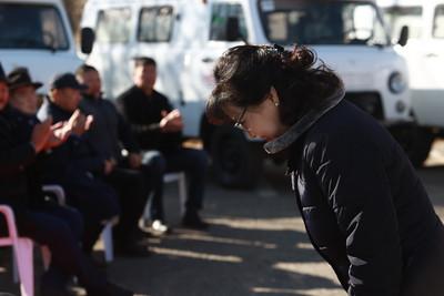2020 оны аравдугаар сарын 26.  Тусгай хамгаалалттай газар нутгийн Орчны бүсийн 16 сумдын Эрүүл мэндийн төвд түргэн тусламжийн тоног төхөөрөмжөөр бүрэн тоноглогдсон автомашинуудыг гардуулах ёслолын ажиллагаа боллоо.  ГЭРЭЛ ЗУРГИЙГ Д.ЗАНДАНБАТ/MPA