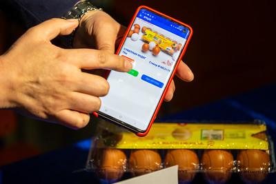 """2020 оны арваннэгдүгээр сарын 6. """"Түмэн шувуут"""" ХК-ийн Хувьцаатай өндөг болон хөрөнгө оруулагчтай харилцах IR хөтөлбөр хэрэгжиж эхэллээ.    ГЭРЭЛ ЗУРГИЙГ Б.БЯМБА-ОЧИР/MPA"""