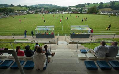 Llanfair United v. Gresford Athletic, Cymru Alliance, 27/08/2016
