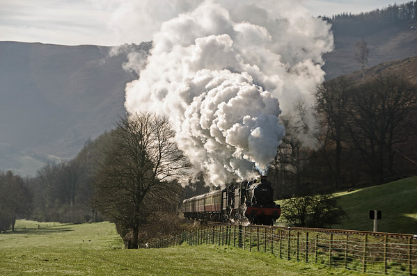 Llangollen Railway - Wednesday 13th April 2016