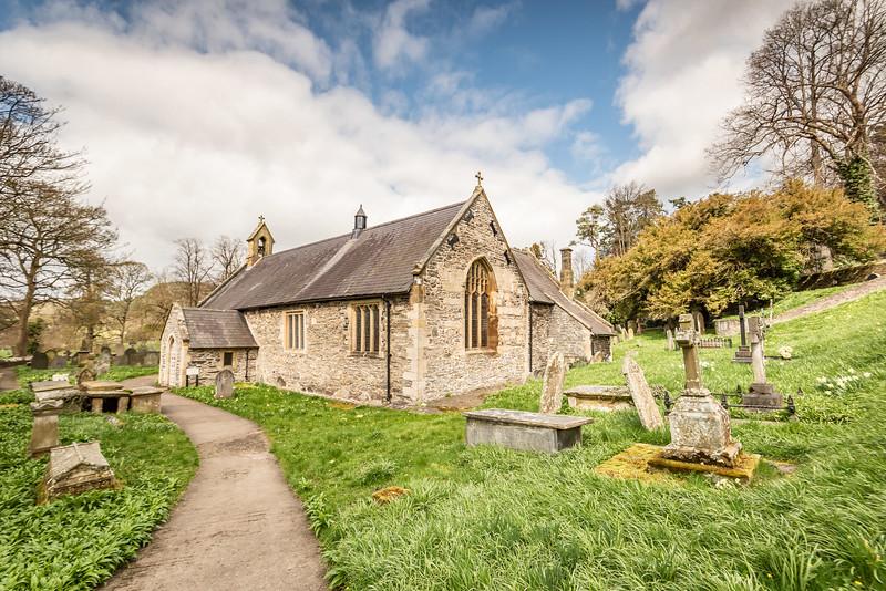 Llnatysilio Church