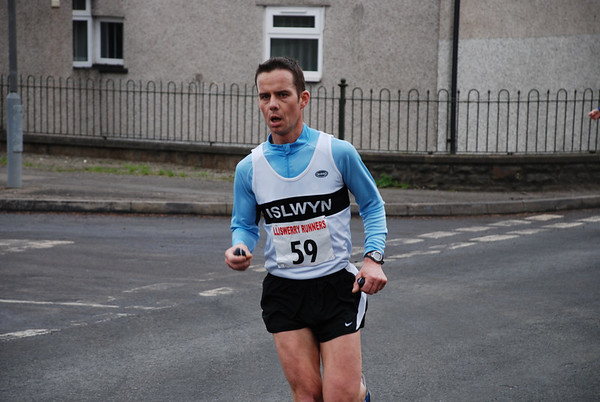 2007 Lliswerry 8 Road Race