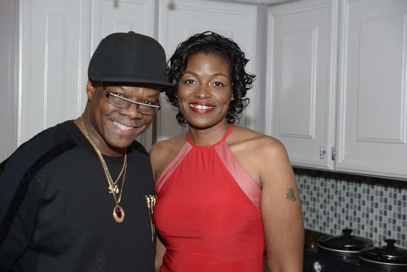 Ruthie and Andre  Lloyd