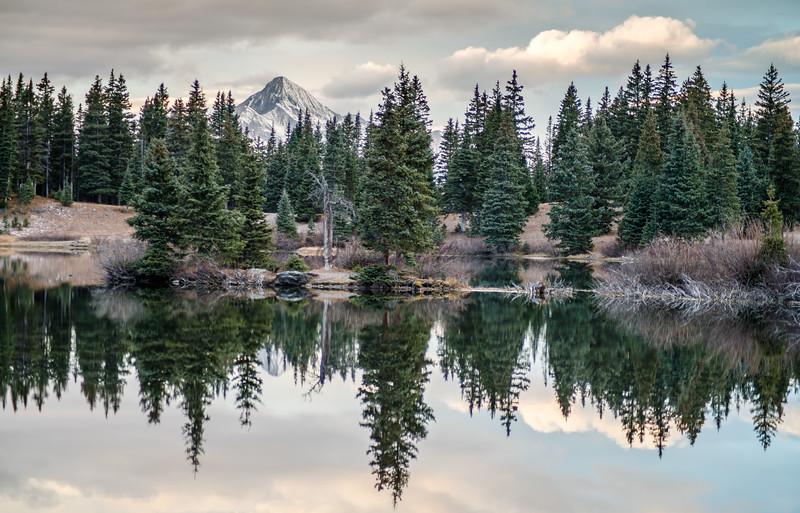 Wilson Peak Reflection