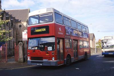 Coakley Motherwell B125WUL Pollock St Motherwell Mar 02
