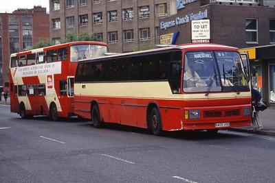 Canavan Kilsyth B105UOD Killermont St Glas Oct 92