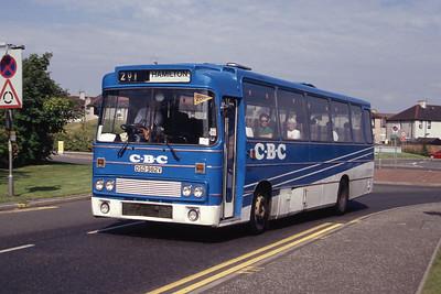 Coakley Motherwell DSD982V Pollock St Motherwell Aug 95