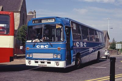 Coakley Motherwell DSD979V Pollock St Motherwell Aug 95