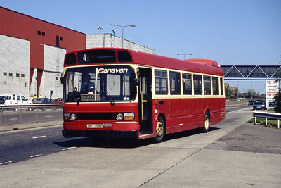 Canavan Kilsyth MPT712R Central Way Cumbernauld May 94