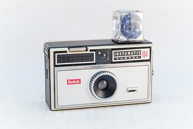 Kodak Instamatic 104, 1963