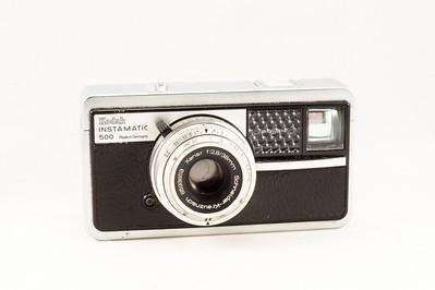 Kodak Instamatic 500, 1963