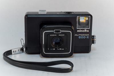 Minolta Autopak 600-X, 1972