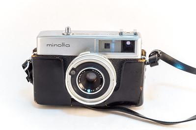 Minolta Autopak 700, 1966