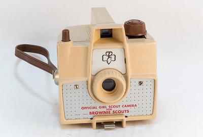 Girl Scout Camera, 1951