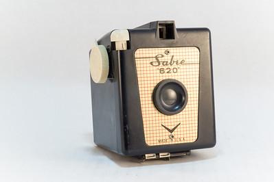 Sabre 620 Black, 1956