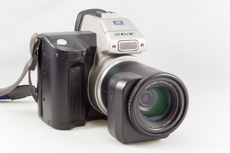 Sony FD Mavica MVC-FD97, 1981