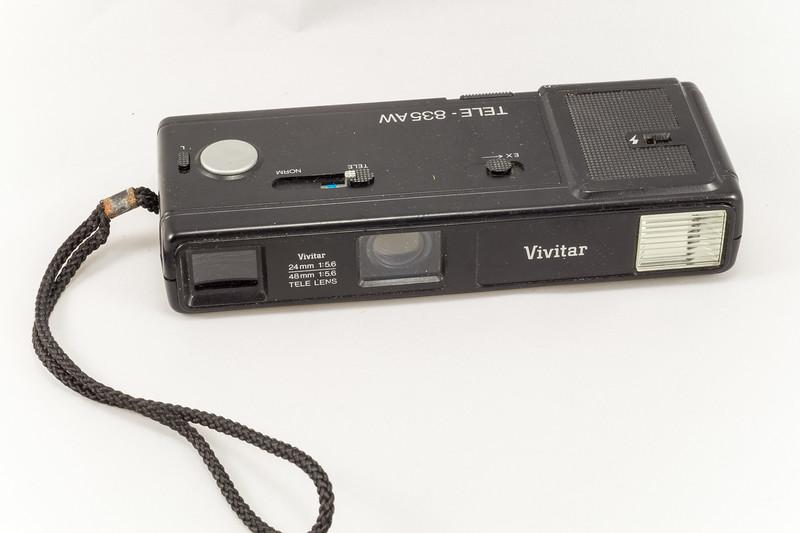 Vivitar 835AW, 1982
