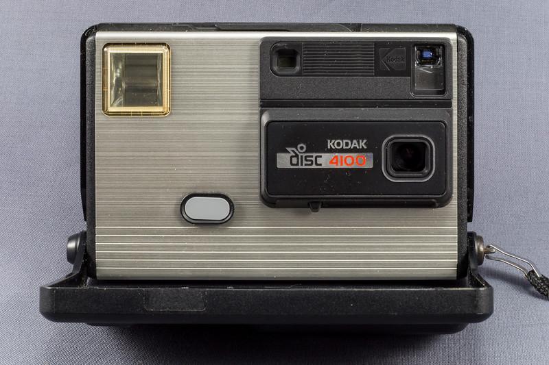 Kodak Disc 4100, 1984