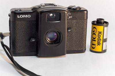LOMO LC-A, 1991