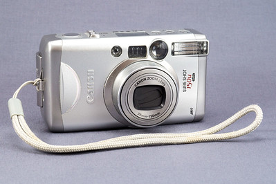 Canon Sure Shot 150u, 2004