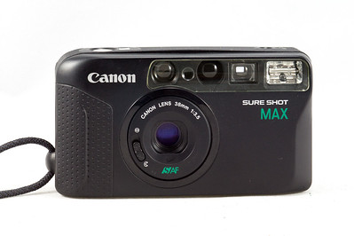 Canon Sure Shot Max, 1991