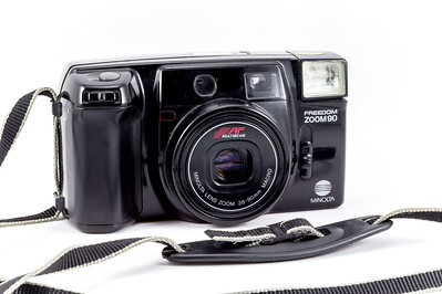 Minolta Freedom Zoom 90 Multibeam, 1989