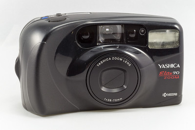 Yashica Elite70 Zoom, 1991