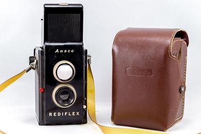 Ansco Rediflex, 1950