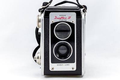 Kodak Duaflex III, 1954