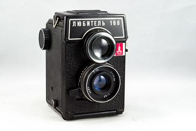 Lubitel 166 Olympic, 1979