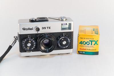 Rollei 35 TE, 1966