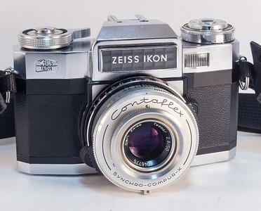 Zeiss Ikon Contaflex, 1962