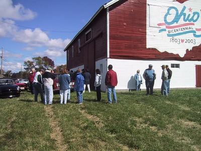 2001 Ohio Bi-Centenial Barn Photo Shoot