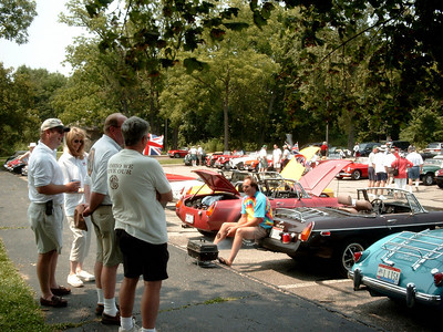 2003 All-Ohio MG Meet