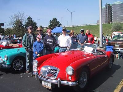 2003 Healey Meet