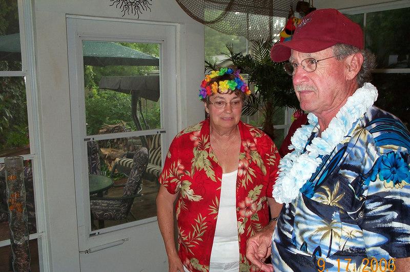 Barb Wehe & Bernie Posey
